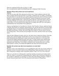 Joy Ho Travel Interview (Transcription) by Joy Ho