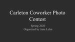Carleton Coworker Photo Contest