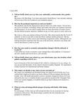 Bo Min Kang Survey Responses