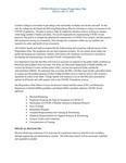 COVID-19 Back to Campus Preparedness Plan