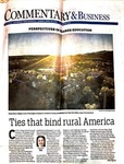 Richmond Times-Dispatch (Commentary & Business Section) April 26th, 2020