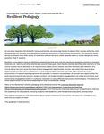 Resilient Pedagogy
