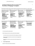 Resilient Pedagogy Examples