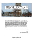 The Distance: A newsletter from the Carletonian | April 18
