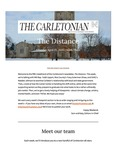 The Distance: A Newsletter from the Carletonian | April 25