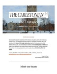 The Distance: A newsletter from the Carletonian | May 9