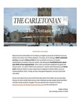 The Distance: A newsletter from the Carletonian | May 23