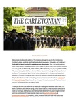 The Distance: A newsletter from the Carletonian   June 6