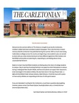 The Distance: A newsletter from the Carletonian   September 4