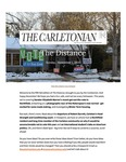 The Distance: A newsletter from the Carletonian   November 1