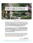 The Distance: A newsletter from the Carletonian | November 7