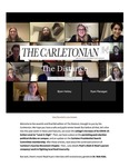 The Distance: A newsletter from the Carletonian | November 15