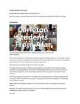 Carleton Students from Afar