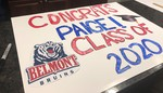 Celebratory Posters For College Graduate by Anonymous Family