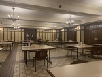 Burton Hall During the Quarantine