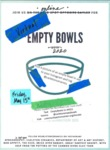 Virtual Empty Bowls 2020 Poster by Kelly Connole, Amanda Zeilinger, Justine Szafran, Erica Zweifel, Elizabeth Lenora Budd, and Anika Rychner