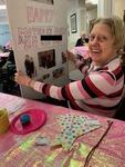 Mother's Day Celebration in Nursing Home by Nursing Home Staff