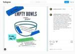 Empty Bowls 2020 full details announcement