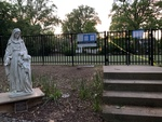 Restrictions on playground access at Blessed Sacrament Catholic School (K-8) by Blessed Sacrament Catholic School
