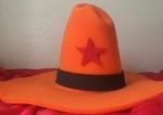Darius Goodman - Just an Oversized Yee-Haw Hat by Clarissa Guzman and Clara Posner
