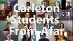 Carleton Students From Afar (Cover Image)