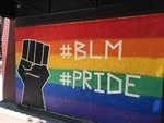 BLM Artwork Madison, WI (Part 2)