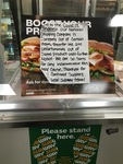 Local Subway Sign by Marcella Lees